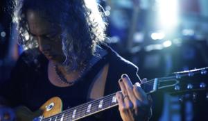 Kirk Hammett, guitarrista de Metallica, muestra su cara más desconocida en