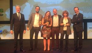 Vídeo resumen Gala Premios Eficacia 2016