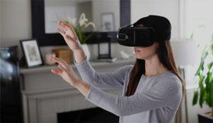 La tecnología está preparada para meter mano (en sentido literal) a la realidad virtual #DF16