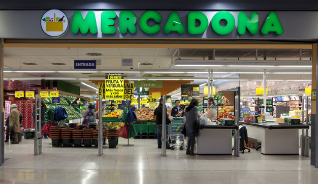 Mercadona empieza su expansi n internacional aterrizando for Oficinas mercadona barcelona