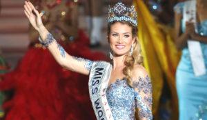Mireia Lalaguna, Miss Mundo, Premio Celebrity Luxury 2016