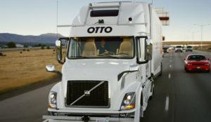 Un camión autónomo de Uber recorre 160 kilómetros cargado con 50.000 latas de cerveza
