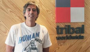 Paco García, nuevo director creativo de Tribal Spain