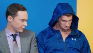 Phelps, Jim Parsons y una buena dosis de ironía: protagonistas de los nuevos spots de Intel