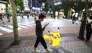 Pokémon GO nos sacó a la calle y este estudio recoge su repercusión en la actividad física