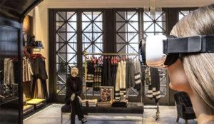 En la realidad virtual las compras se pagan a golpe de cabeceos (según Alibaba)