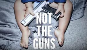 Las armas no matan, son los pequeños, según este irónico spot