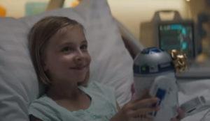 Duracell y Star Wars unen fuerzas para mejorar la Navidad de los niños hospitalizados