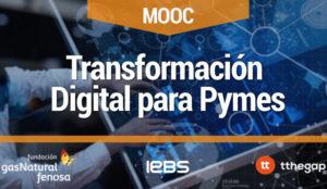 Llega el primer MOOC de Transformación Digital desarrollado por IEBS