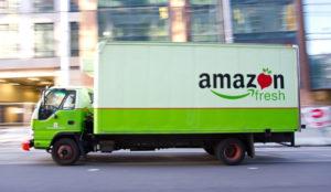 Amazon planea abrir tiendas físicas para la venta de comestibles