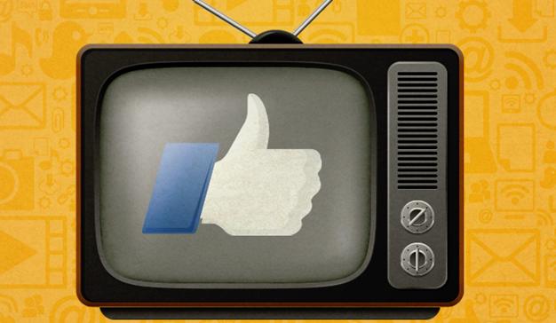 Tras conquistar a los medios impresos, Facebook se propone seducir a las televisiones