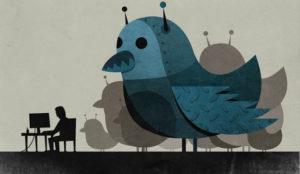 En Twitter la comunicación no es tan libre como parece y sigue habiendo