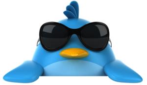 Twitter, una