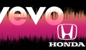 Vevo y Honda unidos para convertir la publicidad en contenido relevante para el usuario