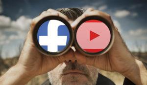 Así les salen a YouTube, Facebook y compañía las cuentas de las visualizaciones de sus vídeos