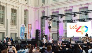 Madrid da la bienvenida a la comunidad universitaria en laMadrid Student Welcome Day