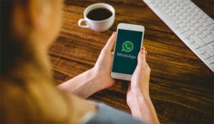 A WhatsApp los consumidores están a punto de