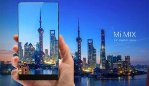 El que es posiblemente el smartphone más bello del mundo es de Xiaomi (y no tiene bordes)