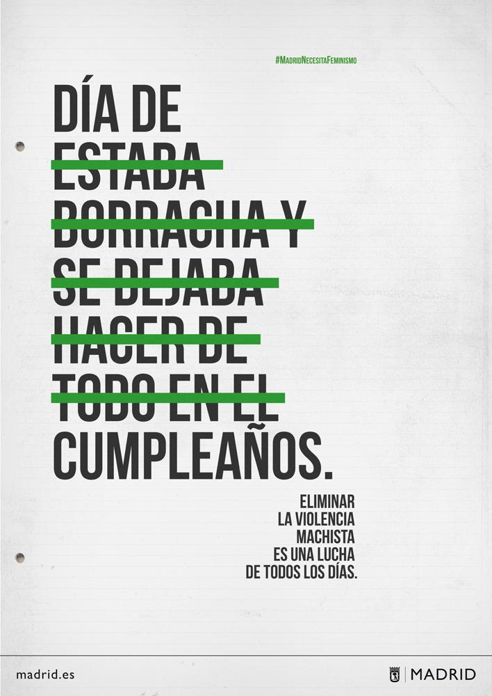 MADRIDNECESITAFEMINISMO 48x68