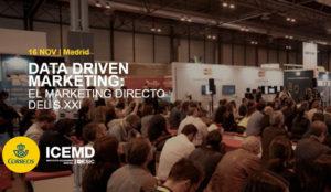 Correos e ICEMD organizan la jornada Data Driven Marketing: el Marketing Directo del siglo XXI