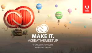 Adobe presenta sus últimas innovaciones en Adobe Creative Meetup