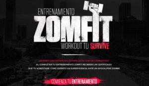 El primer entrenamiento para sobrevivir a una apocalipsis zombi, última acción de FullSIX
