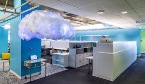 15 fantásticas oficinas de agencias en las que trabajar no es una lata (o no lo parece)