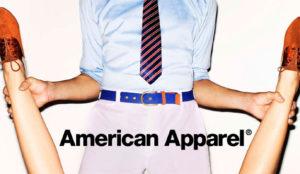 American Apparel no levanta cabeza y se declara insolvente por segunda vez en un año