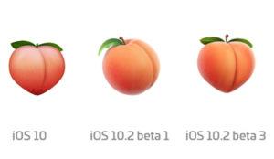 La puritana Apple permitirá que el emoji del melocotón siga pareciendo un orondo trasero