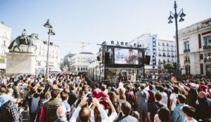 Arkano rompe el récord mundial de rap improvisado