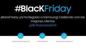 Samsung se une a la fiesta tecnológica del Black Friday