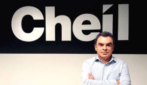 Miguel Rodríguez Mansfield, nuevo director de servicios al cliente de Cheil Spain