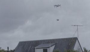 Domino's ya entrega pizzas con drones en Nueva Zelanda
