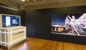 Samsung impulsa la aplicación de la tecnología visual display en los puntos
