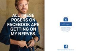 Esta campaña de Facebook habla sin tapujos de las