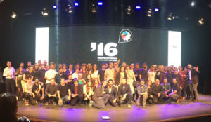 Gala Premios Inspirational 2016