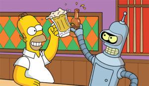 Ver para creer: Homer Simpson se estudia como