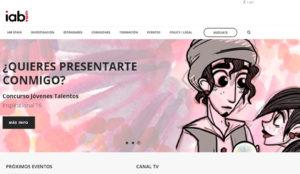 IAB Spain estrena nueva página web