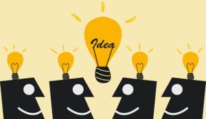 Las ideas nuevas no existen, sólo combinaciones de otras que tenemos que madurar