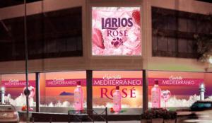 El espíritu mediterráneo llega a Madrid gracias a Larios Rosé