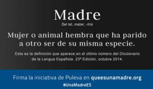 Puleva y Havas lanzan una campaña para que la RAE cambie la definición de 'Madre'