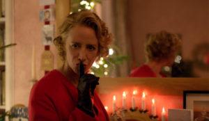 La estilosa Sra. Claus hace sombra a su esposo en este spot de Marks & Spencer