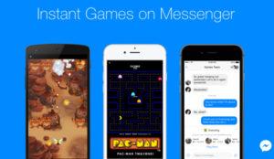 Pac-Man y otros adictivos videojuegos aterrizan en Facebook Messenger