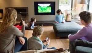 Consumir televisión implica cada vez más ser espectador multitarea