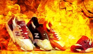 New Balance muestra su apoyo a Trump y los consumidores prenden fuego a sus zapatillas