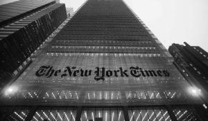 The New York Times registra pérdidas pero mira con optimismo hacia un futuro digital