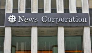 News Corp se cae en el último trimestre por el precipicio de los números rojos