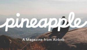 Airbnb lanzará una revista bianual como resultado de su asociación con Hearst