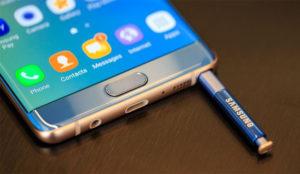 El fallido Galaxy Note 7 no erosionó la reputación de la marca Samsung en EE.UU.