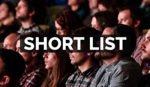 Lista corta: 96 piezas llegan a la final  de los Premios Inspirational 2016
